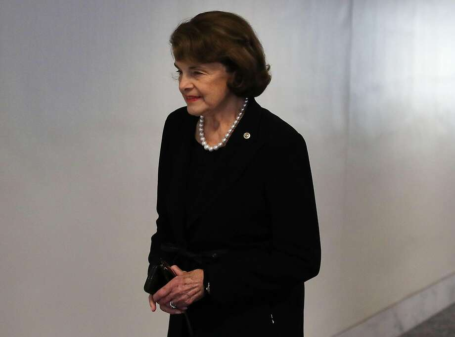 Sen. Dianne Feinstein (D-CA) announced plans to introduce a bill that would raise the minimum age at which a person can buy a rifle to 21. Click through the gallery for a look at new laws taking effect in California this year. Photo: Mark Wilson, Getty Images