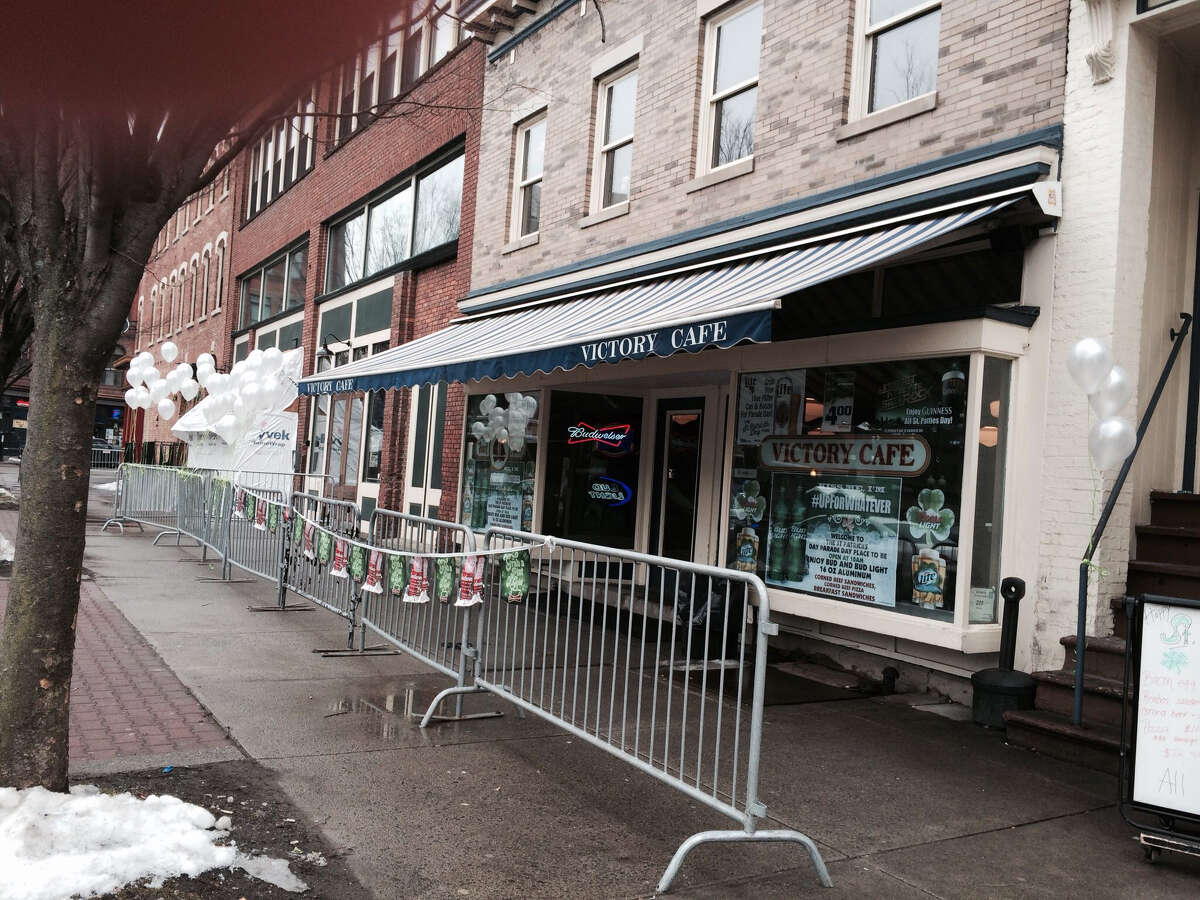 Dawn's Victory Sports Cafe, 10 Sheridan Ave., Albany.