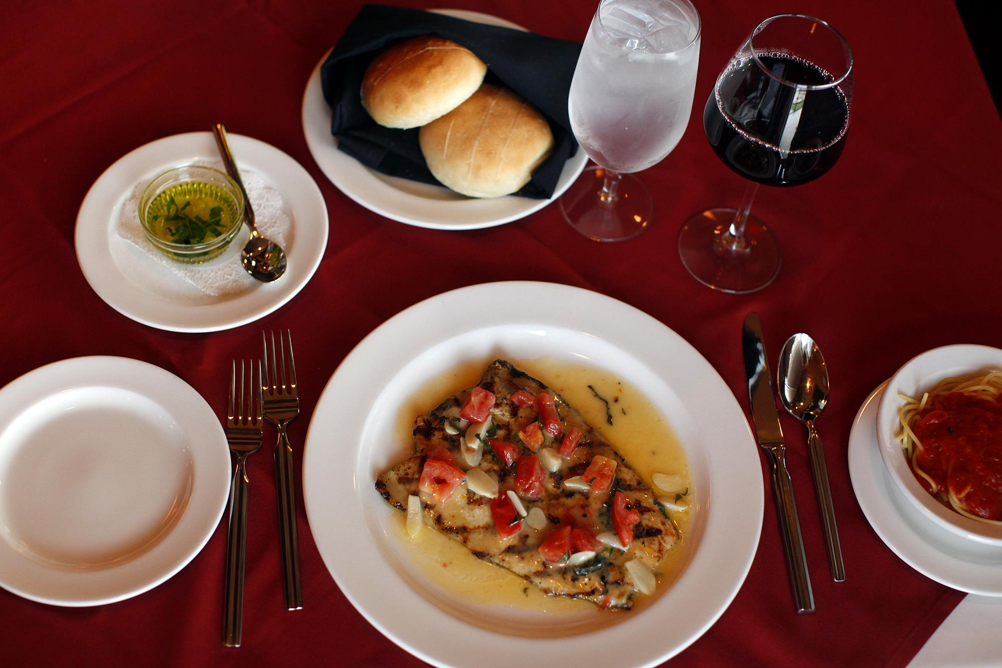 Popular Italian restaurant Scuzzi s expands to Leon Springs San