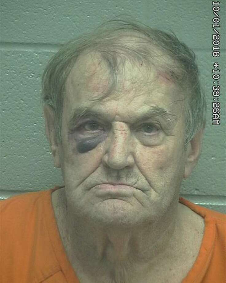 Jesse Clyde Tollison Sr., 68, was arrested Jan. 9, after allegedly entering a residence without the consent of the owner and assaulting two people, according to court documents. Photo: Midland County Sheriff's Office