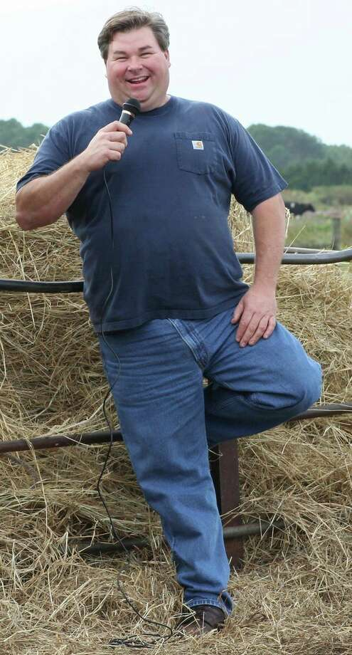 Tim The Dairy Farmer will be performing farm comedy at the annual DHIA banquet on Jan. 18. (Submitted Photo)