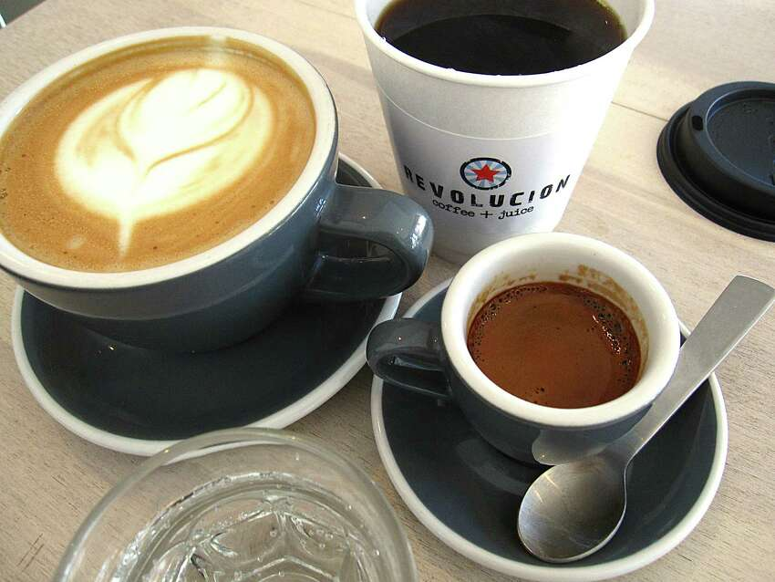 Revolución Coffee + Juice is planning a shop at The Rim shopping center according to a previous story on mysa.com. It will be located near Bass Pro Shop and is expected to open in 2020.