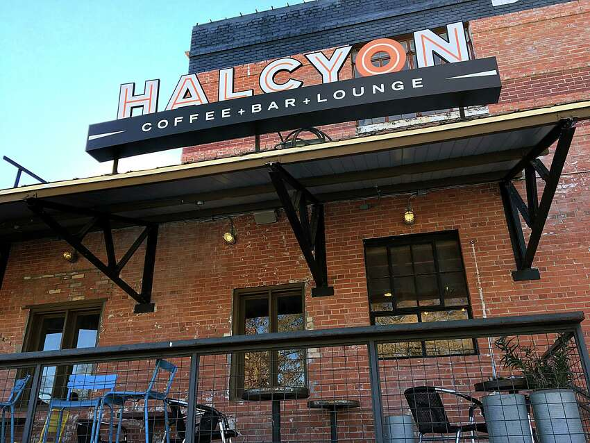 Halcyon - 1414 S. Alamo St. The Blue Star Arts Complex coffee shop and bar has live music, brunch and trivia nights.