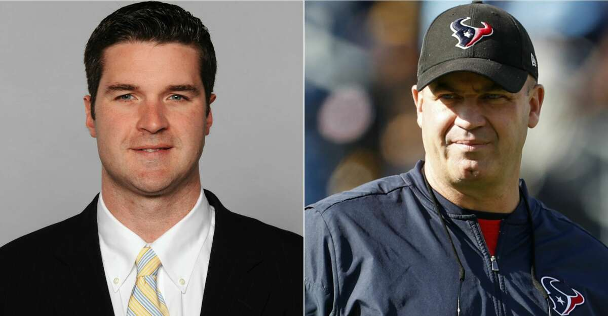 PHOTOS: What Texans QBs have done under Bill O'Brien The Texans reached an agreement with new general manager Briane Gaine (left) and signed head coach Bill O'Brien to an extension. Browse through the photos above to see how Texans quarterbacks have done under Bill O'Brien's tutoring.
