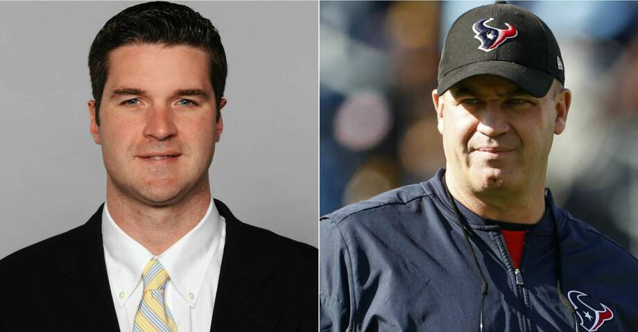 PHOTOS: What Texans QBs have done under Bill O'BrienThe Texans reached an agreement with new general manager Briane Gaine (left) and signed head coach Bill O'Brien to an extension.Browse through the photos above to see how Texans quarterbacks have done under Bill O'Brien's tutoring. Photo: Getty/Brett Coomer