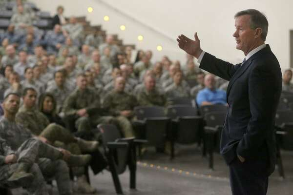 Character and leadership are inseparable qualities, former SEAL