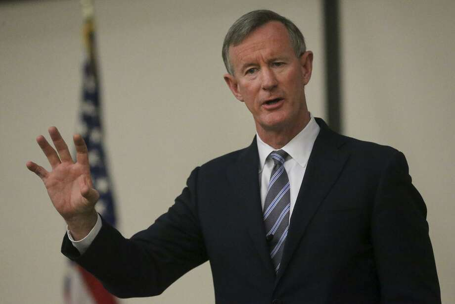 Trump's attacks on McRaven are tasteless, baseless and regrettable