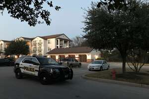A man was found bleeding from the chest about 5 p.m. Jan. 10, 2018 near the 14200 block of Vance Jackson Road.