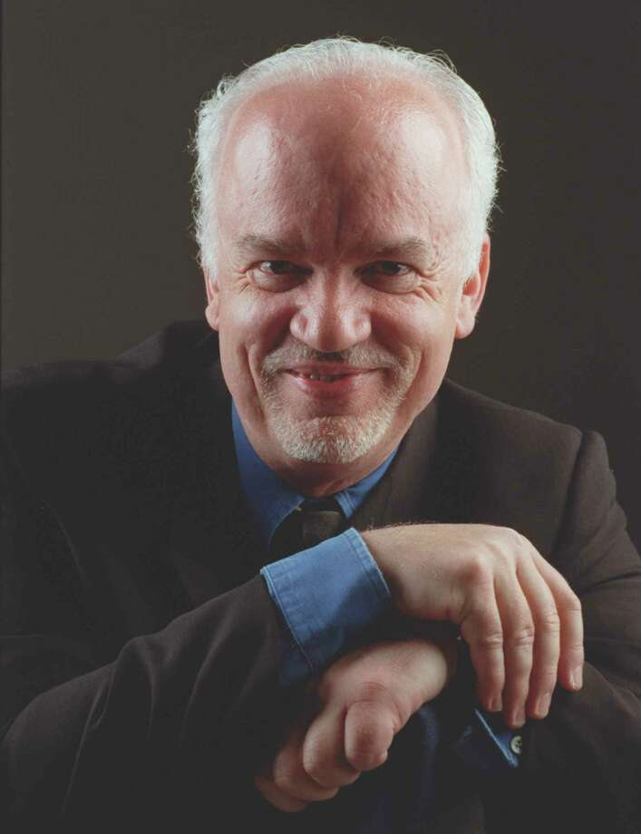 Alley Theatre artistic director Greg Boyd is photographed in September of 2000, before he begins his 12th season heading the city's largest and most visible theater company. Photo: Kerwin Plevka, Staff / Houston Chronicle