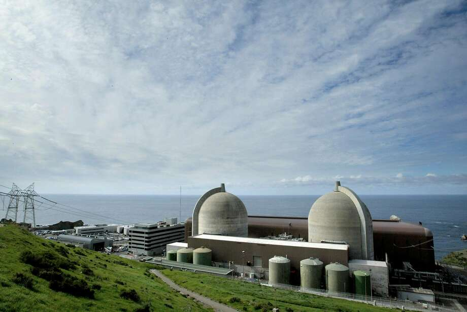 The Diablo Canyon nuclear power plant near San Luis Obispo will close by 2025, following a vote Thursday by the California Public Utilities Commission. Photo: BY LANCE IVERSEN, SFC