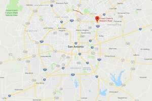 A man was found dead near Cross Creek and the Walzem Road area Wednesday, Jan. 10, 2018.