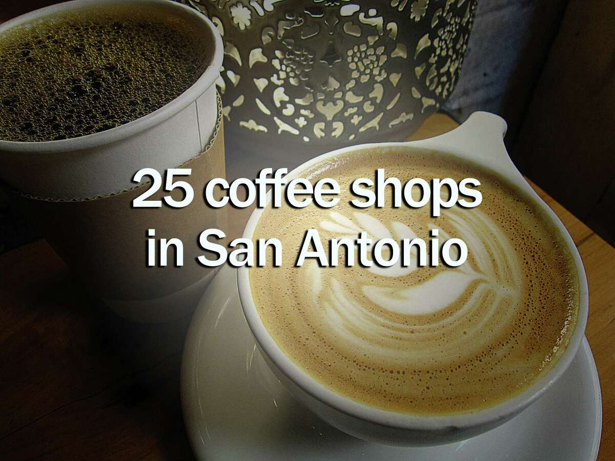 A guide to San Antonio coffee shops Click through the slideshow for 25 local places to get caffeinated, buy your beans and log on to coffee culture.