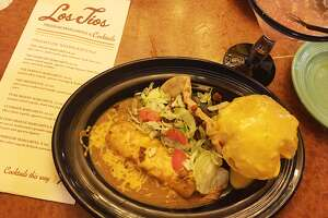 "Fans of the Meyerland Los Tios are looking forward to dishes  like the Lost Tios ""No. 6"" dinner with a puffy cheese taco, a beef taco and a cheese enchilada."