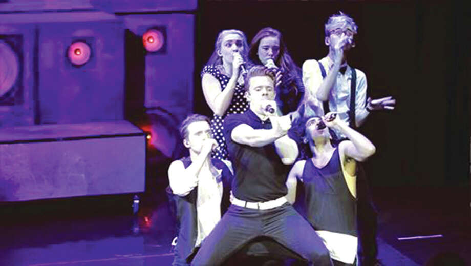 Gobsmacked! is coming to the Hettenhausen Center for the Arts at McKendree University on Feb. 6. Photo: For The Edge