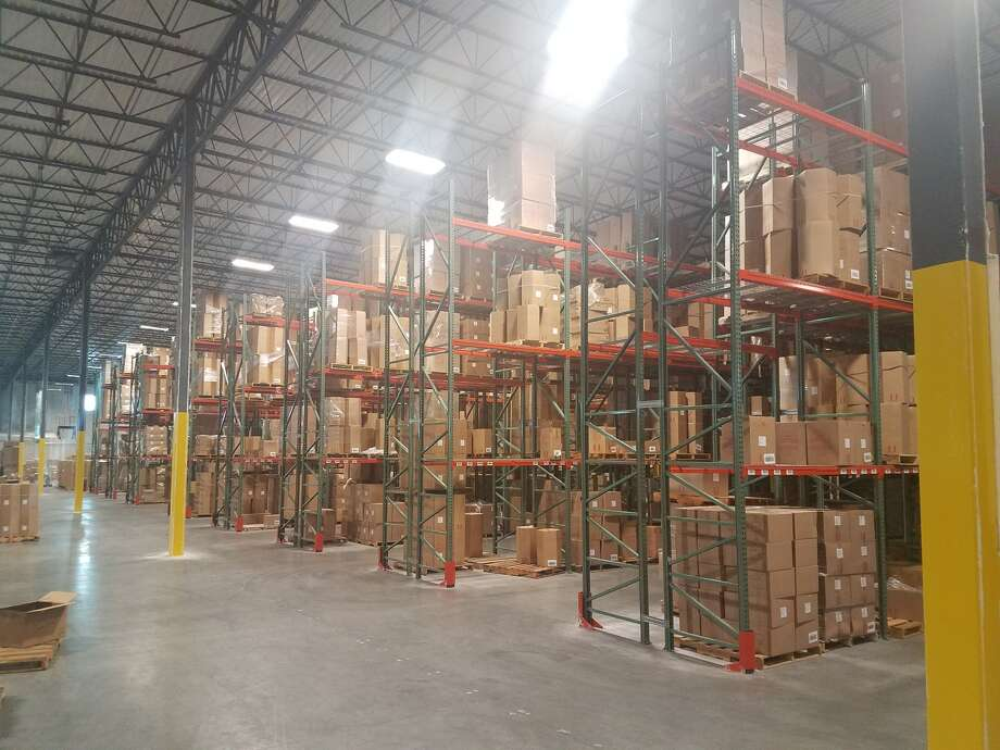MVP Logistics has expanded its facility at 8411 FM 1960 in Humble by 50,000 square feet. Photo: MVP Logistics
