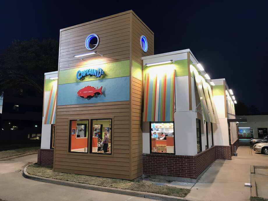 Captain D's, a seafood franchise with 532 locations in 21 states, is expanding in the Houston market. Photo: Captain Ds