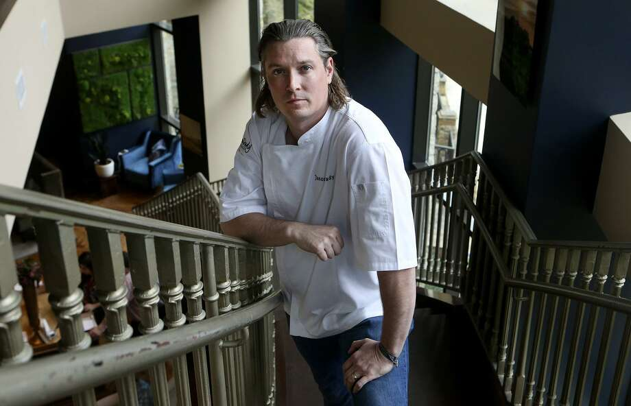 "Executive chef and multiple restaurant owner Jason Dady is teaming with Culinaria for a ""Titans of Tailgate"" event on Feb. 3, where 30 chefs will battle it out for the best gameday grub at Sunken Garden Theater. Photo: John Davenport /San Antonio Express-News / ©John Davenport/San Antonio Express-News"