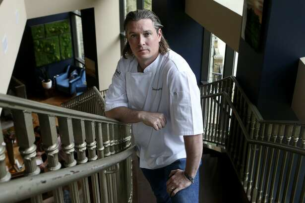 Executive chef Jason Dady is the owner and driving force of Range restaurant in downtown San Antonio. The restaurant made Texas Monthly magazine's 2018 list of the 10 best new restaurants in the state.