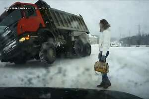 """A still from the Russian documentary """"The Road Movie."""""""