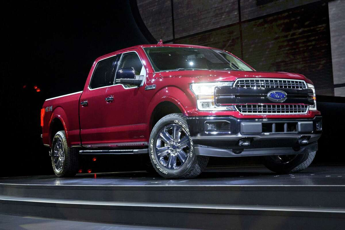 2018 Ford F-150 (MSRP) - $27,610: In 1918,$1,567.96