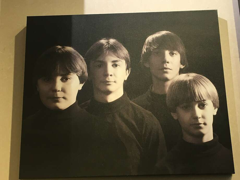 Smile: Beatles day at the photo studio. Photo: Vanessa Hua