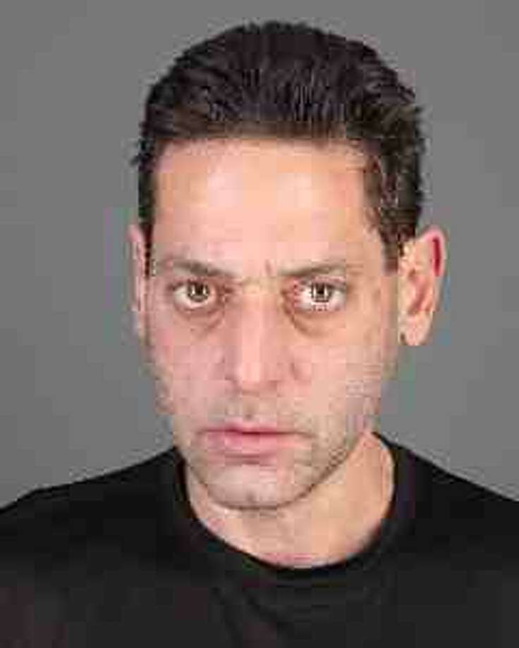 Robert Caserta is accused of smashing a window at News 10 ABC-TV's station on Jan. 11, 2018. (Albany Police photo)