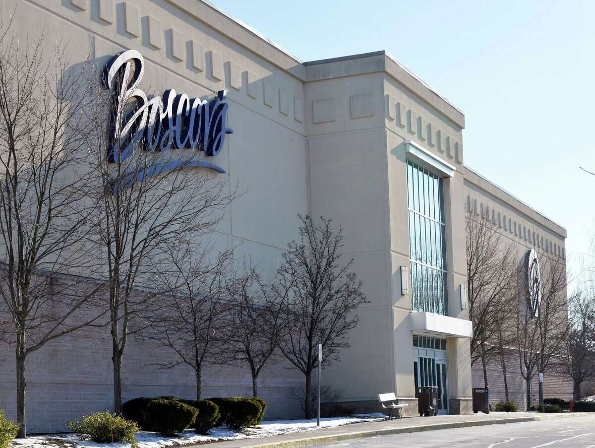 Exterior of the Boscov's store in Clifton Country Mall Thursday Jan. 8, 2015, in Clifton Park, NY. (John Carl D'Annibale / Times Union)