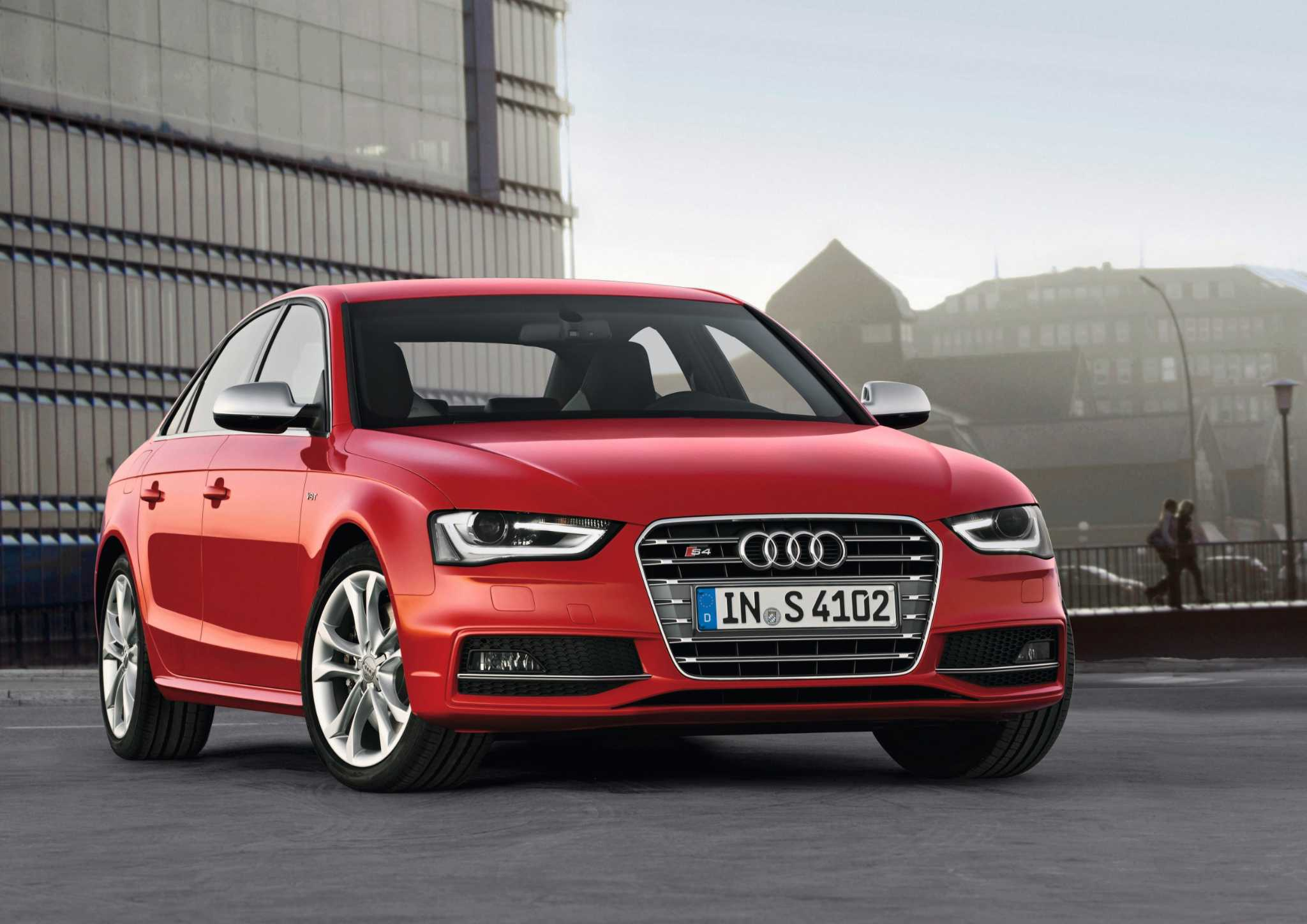 The Audi S4 is a perfectly good car if you don t need appeal