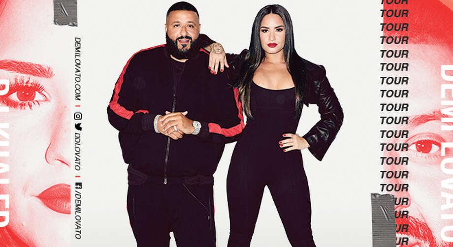 March 13: Demi Lovato, DJ Khaled, Kehlani, 7:30 p.m., Little Caesars Arena, 313presents.com Photo: 313presents.com