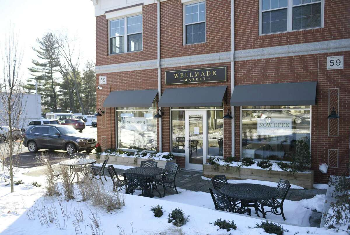 Wellmade Market recently opened at 59 E. Putnam Ave. in the Cos Cob section of Greenwich, Conn., photographed here on Wednesday, Jan. 10, 2018.
