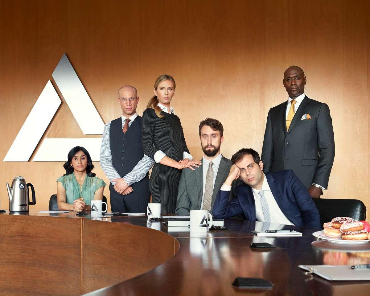 Aparna Nancherla, Adam Lustick, Anne Dudek, Matt Ingebretson, Jake Weisman, Lance Reddick star in