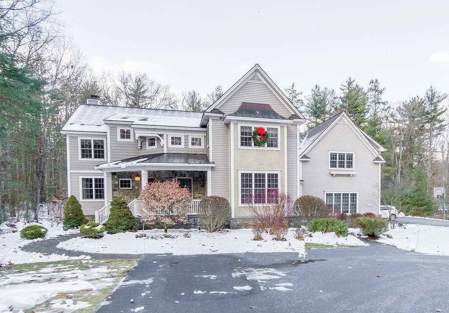 House of the Week: 5 Cherry Tree Lane, Saratoga Springs | Realtor:  Valerie Thompson of Roohan Realty | Discuss: Talk about this house Photo: Derek Hallquist
