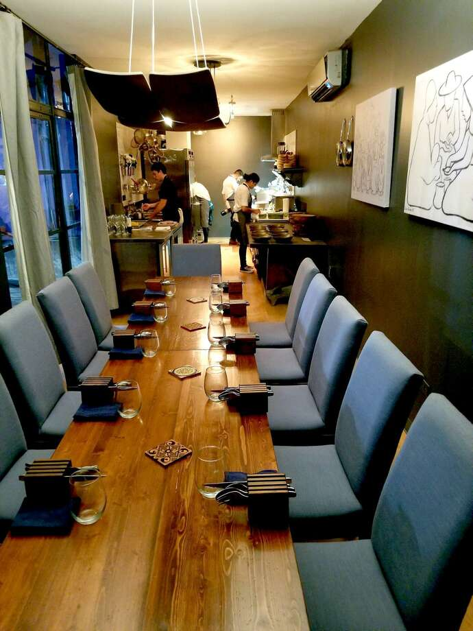 Mixtli has reopened following renovations that give diners a better view of the kitchen. Photo: Courtesy Rico Torres