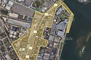 SEAtown would take up the space occupied by the old Harbor Bridge, which will be torn down in 2020.