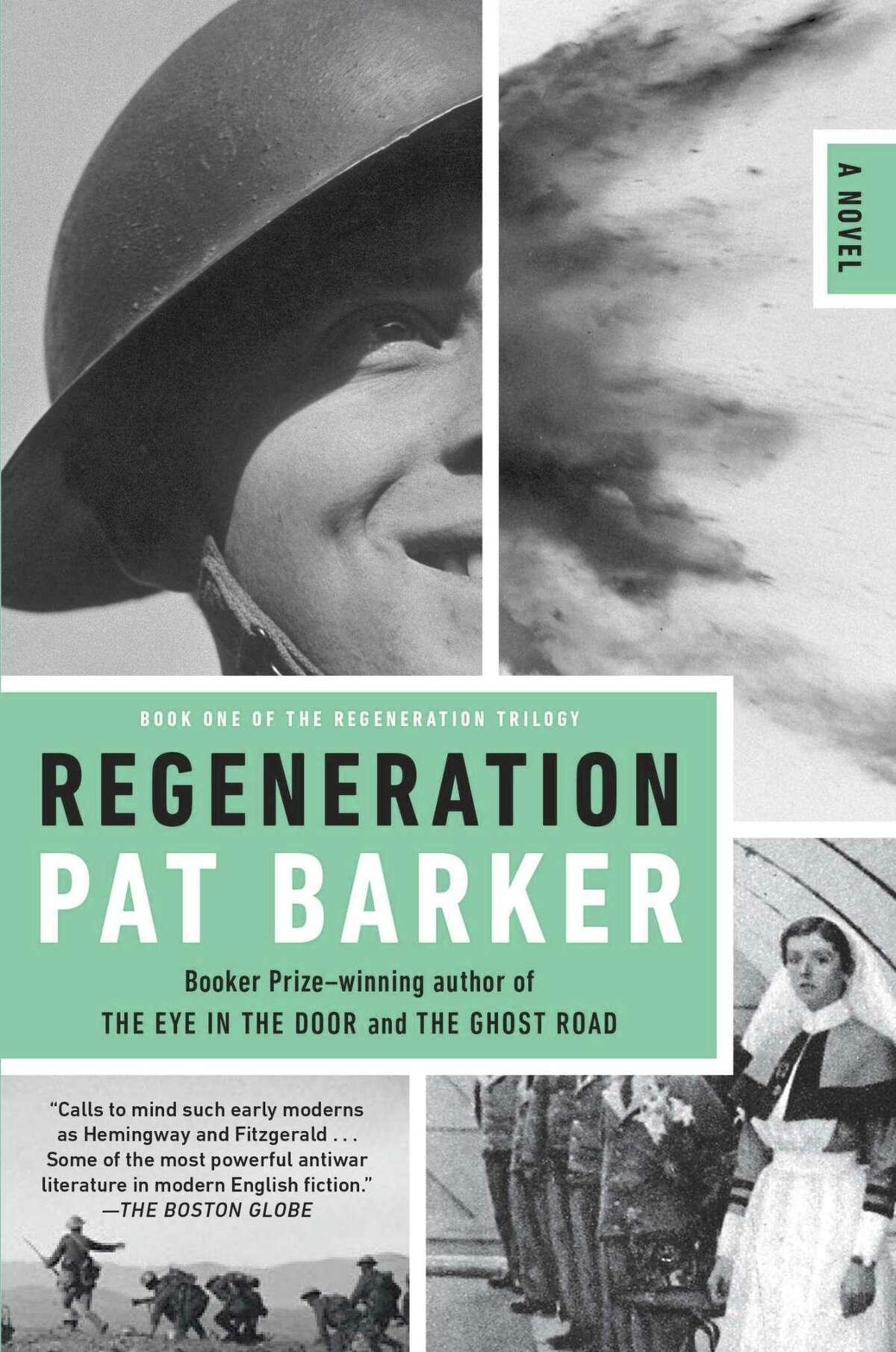Regeneration by Pat Barker is the January 2018 WestportREAD's book choice.