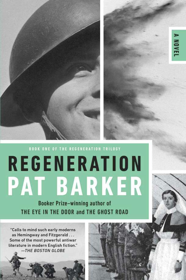 Regeneration by Pat Barker is the January 2018 WestportREAD's book choice. Photo: Contributed Photo