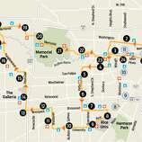 Chevron Houston Marathon 2018 road closures Houston Chronicle