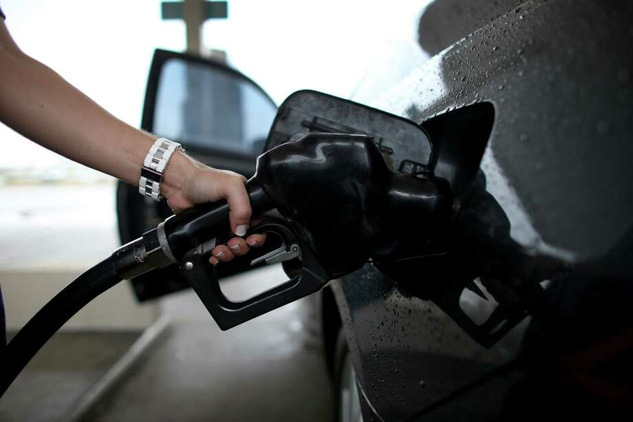 The price of gasoline in Houston and across the country again ticked up as refiners continued their transition to pricier fuel blends ahead of the summer driving season.  Photo: Joe Raedle, Staff / 2013 Getty Images