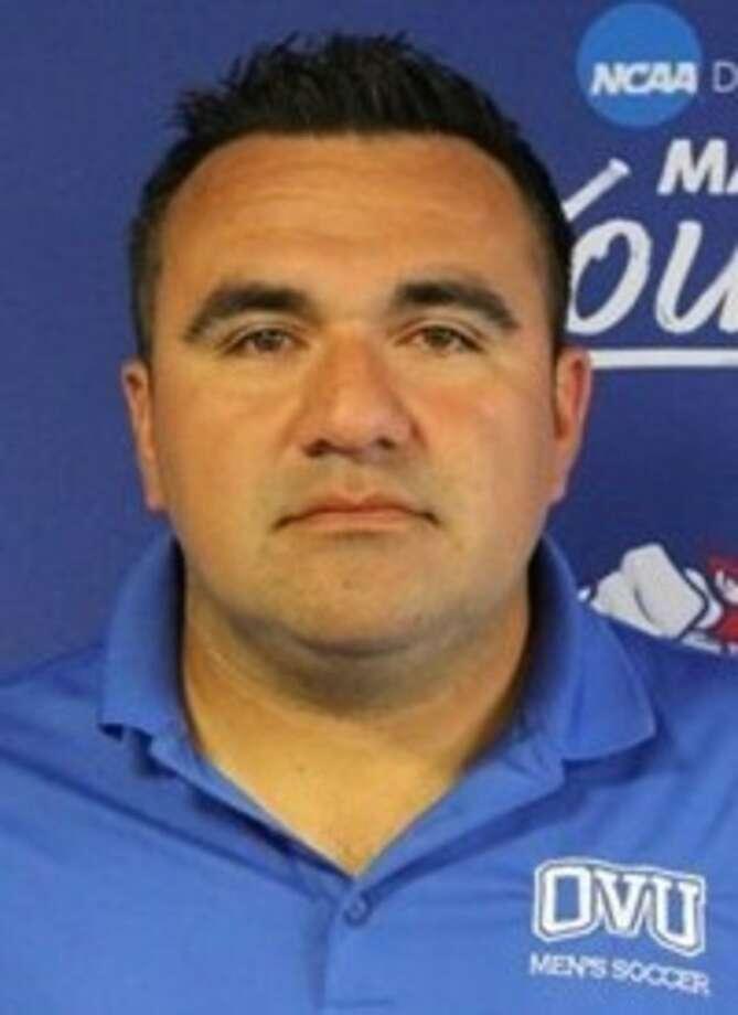 New Sockers' coach Luis Rincon. Photo courtesy of Ohio Valley University.