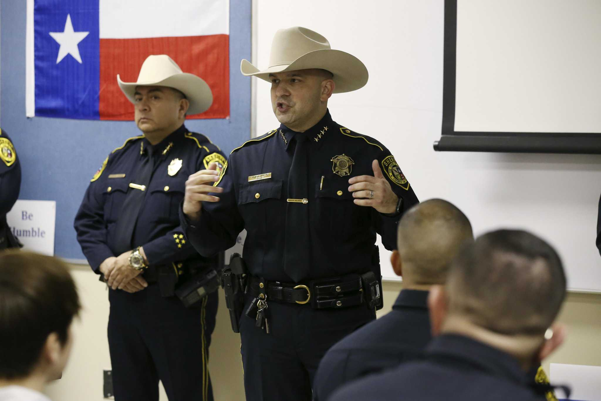 Sheriff S Internal Review Welcome San Antonio Express News