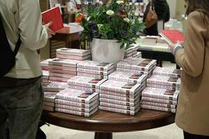 An in-store display at Waterstone's Piccadilly shows copies of one of the UK's first consignments of 'Fire and Fury: Inside the Trump White House' by Michael Wolff on Tuesday in London. But the book tells us what we already knew.