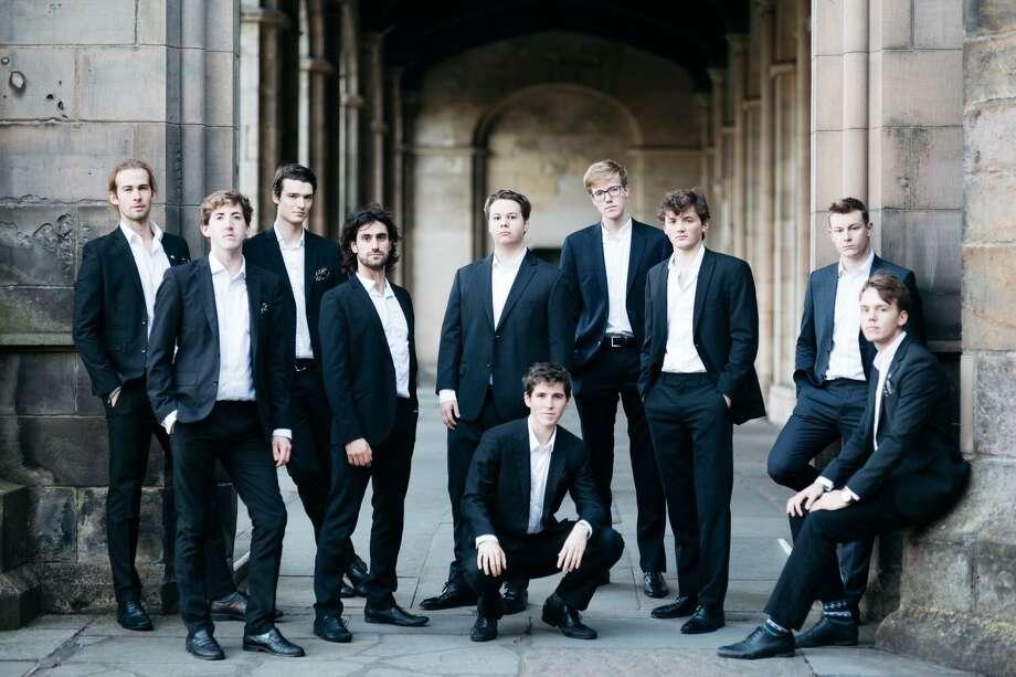 The acapella group The Other Guys Photo: Thomas Halvorsen