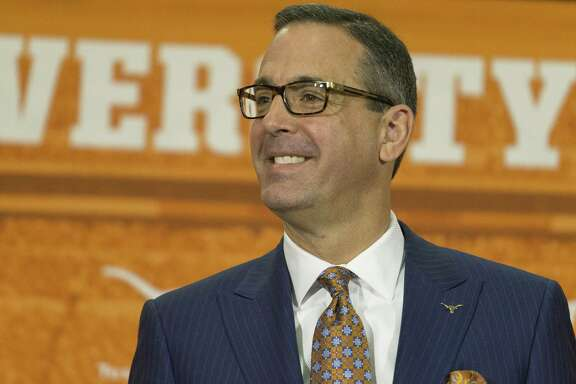 News Texas AD Chris Del Conte has already generated a $20 million donation to the university.