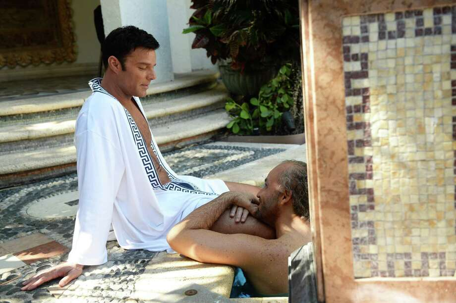 """Ricky Martin aimed to do justice to the role of Versace's longtime lover in """"The Assassination of Gianni Versace: American Crime Story,"""" a nine-part series on FX. Photo: Jeff Daly /FX / / Copyright 2017, FX Networks. All rights reserved."""