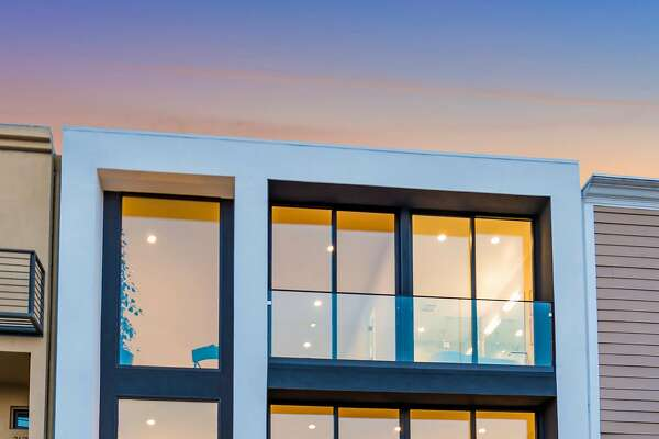 2430 Castro St. in Noe Valley is a four-bedroom contemporary available for $4.395 million.