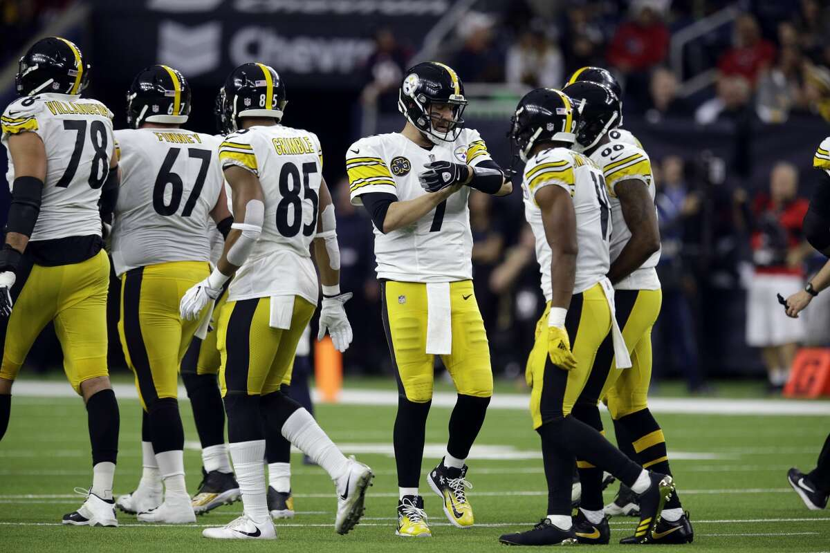 LAS VEGAS' OVER/UNDER PROJECTED WIN TOTALS FOR 2018 SEASON Pittsburgh Steelers 10.5