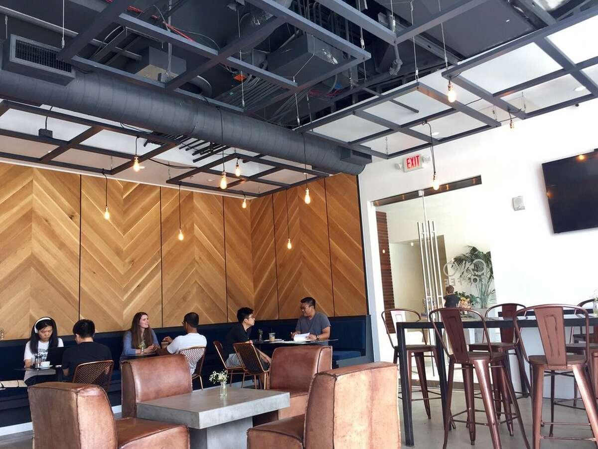 19. Cavo Coffee 3773 Richmond Ave Houston, TX 77046 Source:Yelp/Sarah F.