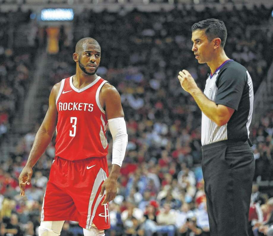 Houston Rockets Zach Lowe: NBA Players Complain About Refs' Heavy-handed, Intolerant