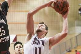 TAMIU dropped to a program-worst 0-7 in Heartland Conference play after falling 68-56 at first-place Rogers State. Forward Dan Milota, the team's second-leading scorer and rebounder, was injured two minutes into the game with an MCL sprain.