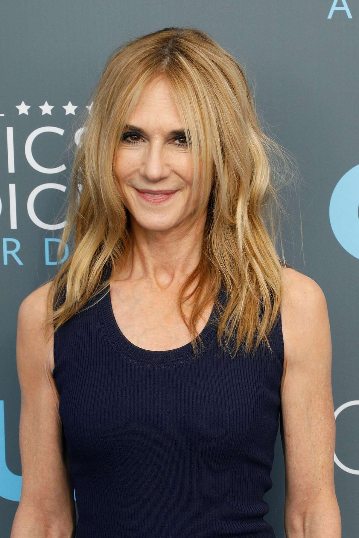 Holly Hunter attends the 23rd Annual Critics' Choice Awards at Barker Hangar on January 11, 2018 in Santa Monica, California. (Photo by Taylor Hill/Getty Images)